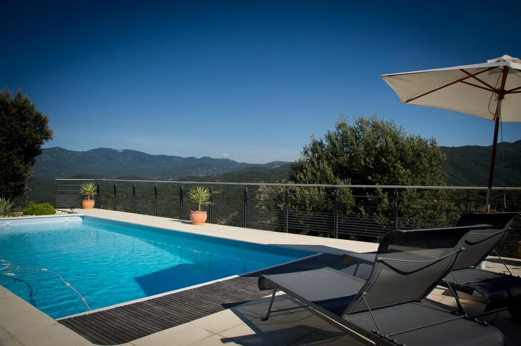 une piscine pour profiter de l'été